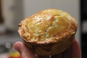 Perfect pie.