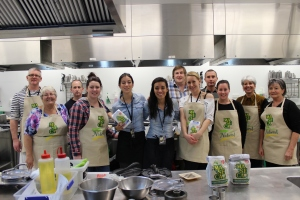 Lets Explore Tortillas Workshop